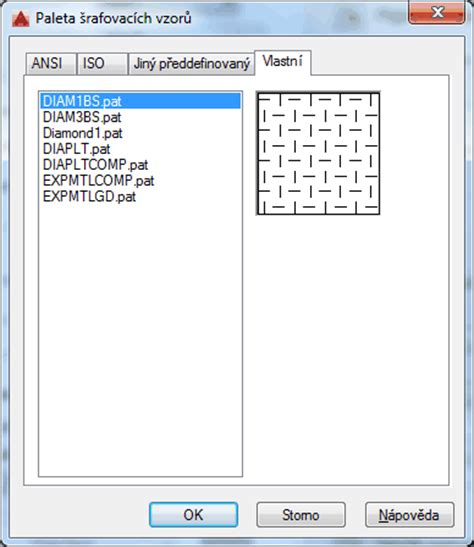 zig zag line pattern revit cad studio soubory a utility download hatch