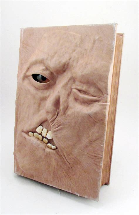 Papercraft Books - evil dead book by millecuirs on deviantart