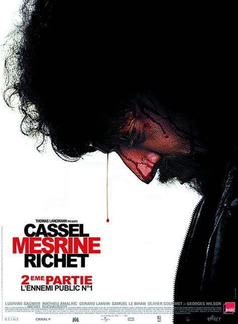 jacques francois imdb mesrine l ennemi public n 176 1 movie poster affiche 1