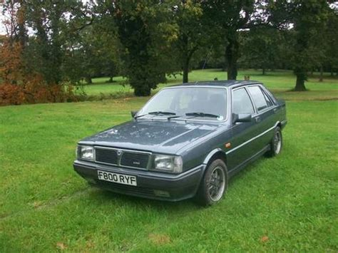 lancia prisma symbol for sale 1989 on car and classic uk