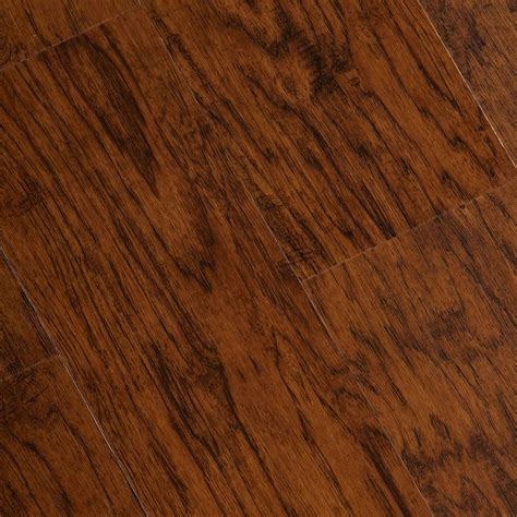 home legend scraped burnished hickory 7 1 16 in x 48