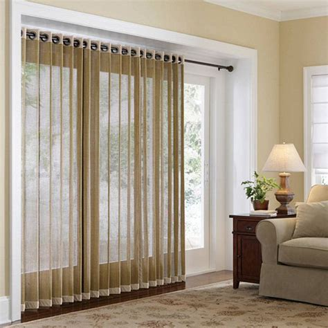 jcpenney home naples grommet top bamboo panel jcpenney