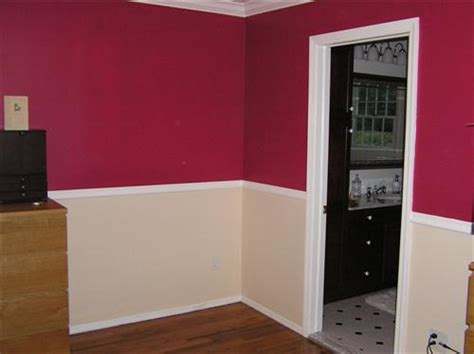 raspberry bathroom paint show me your olive green or burgundy walls please or tell me the paint color