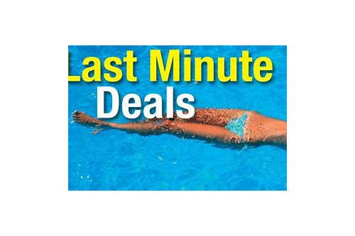 low cost all inclusive late deals
