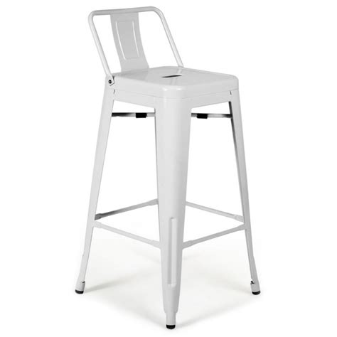 bar stools raleigh raleigh modern low back white bar stool eurway