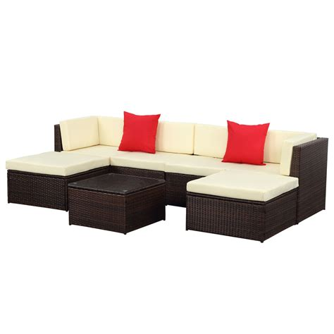 wicker sofa sets rattan sofa banana rattan sofa set thesofa