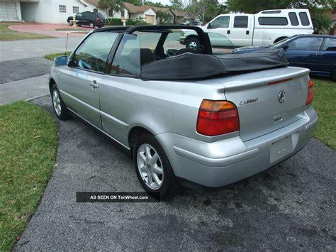 repair anti lock braking 2002 volkswagen cabriolet interior lighting 2002 volkswagen cabrio gls convertible 2 door 2 0l