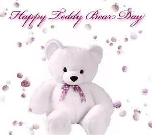 Teddy bear day 2017 quotes sayings and images freshmorningquotes