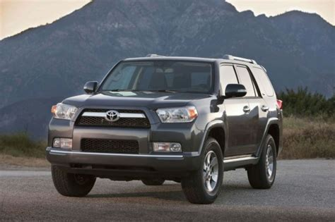 Toyota 4runner Price 2011 Toyota 4runner Overview And Price New Cars Tuning
