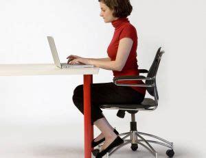 posture au bureau petit guide pour am 233 liorer sa posture au bureau pratique fr
