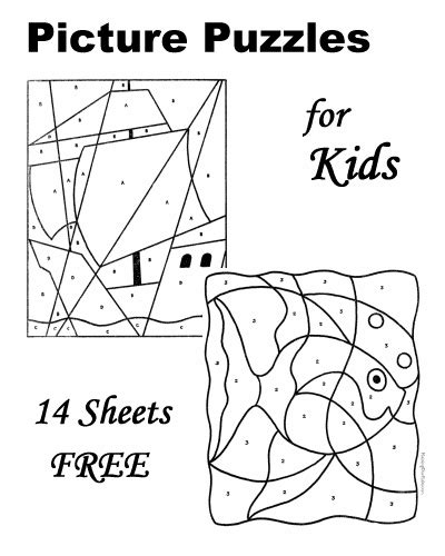 Picture Puzzles For Kids Free And Printable Puzzles For Toddlers Printable
