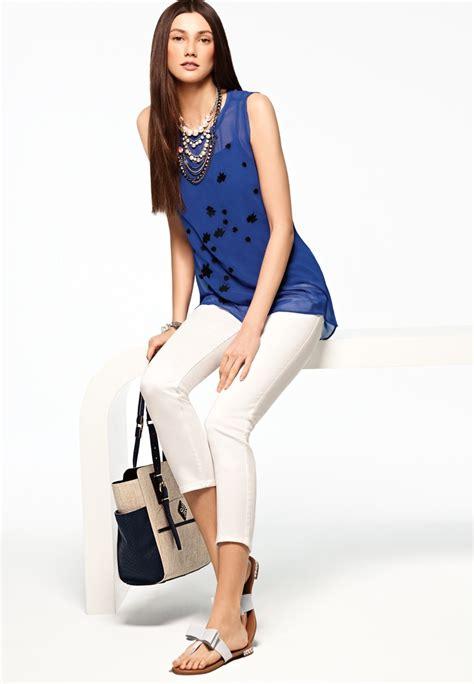 Simply Vera Vera Wang Debuts At Kohls 2 by Your Look With A Bold Simply Vera Vera Wang