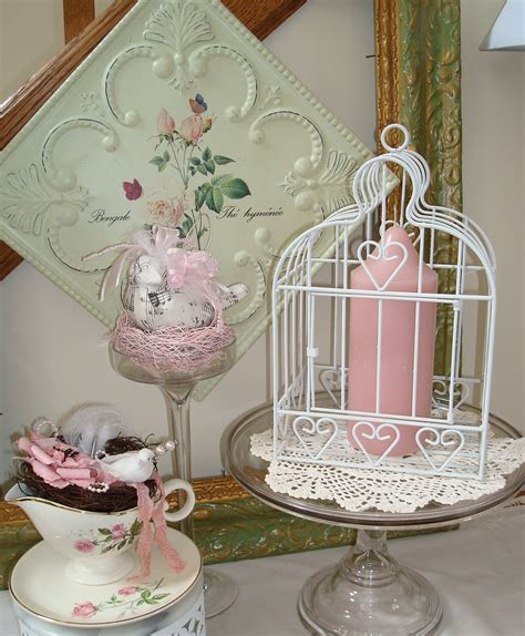 birdcage home decor metal birdcage white home decor by tapersnpetals on etsy