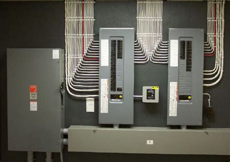novatek electric electrical panel install upgrades