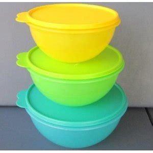 Tupperware Outdoor Dining Bowl other kitchen dining bar tupperware 3 original