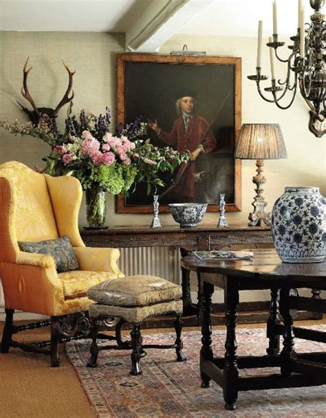 english country home decor 113 best designer robert kime images on pinterest