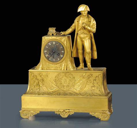 pendole da tavolo orologio a pendolo da tavolo in bronzo dorato francia xix