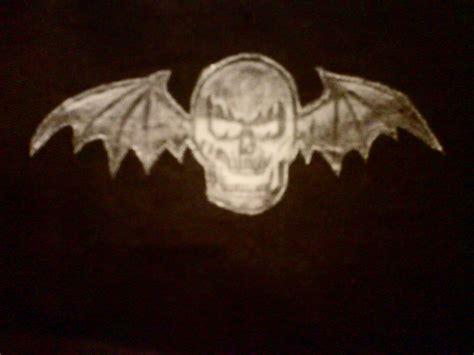 Avenged Sevenfold Deathbat deathbat avenged sevenfold fan 2412686 fanpop