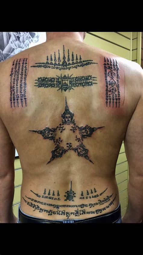 tattoo protection best 233 sak yant tatouage bouddha protection