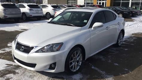 white lexus is 250 2012 lexus certified pre owned white 2012 is 250 awd leather