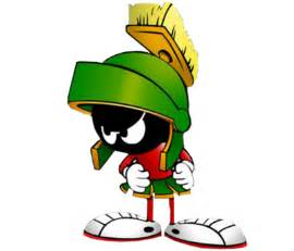 Marvin the martian dog remember no matter where you go there you are