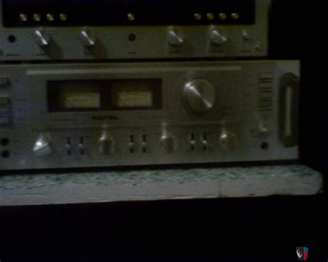 Is Pch For Real - rare 1976 vintage rotel ra 1412 monster 110w pch for real solid state photo 721834