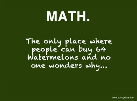 math sayings math quote quotes about math