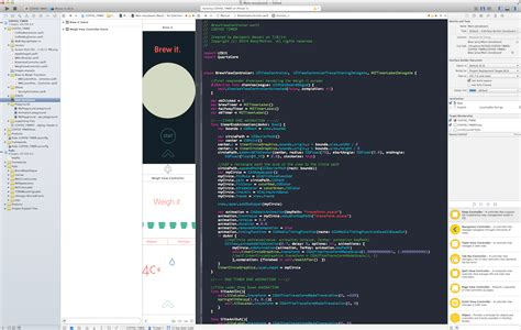 Xcode Window Layout | user interface how to save xcode window layout and size