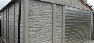 Garage Roof Truss Design the popular range sectional garages and concrete sheds