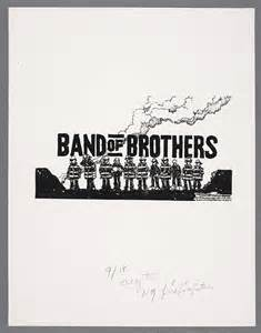 Band Of Brothers Essay by 187 Volunteering To Decipher Paul Conrad