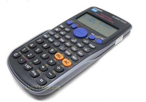 Casio Fx 82es Kalkulator Scientific casio fx 82es scientific calculator fx 82es plus black ebay