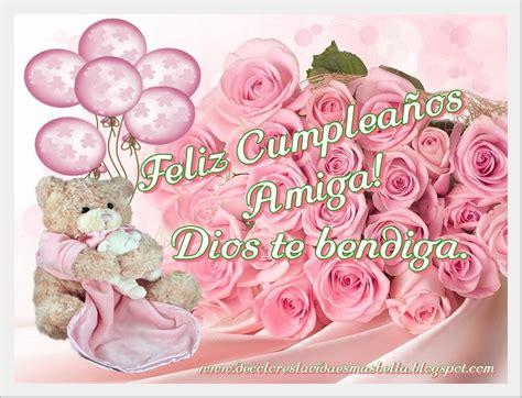 imagenes feliz cumpleaños amiga desde la distancia feliz cumplea 241 os amiga te abrazo en la distancia dios te