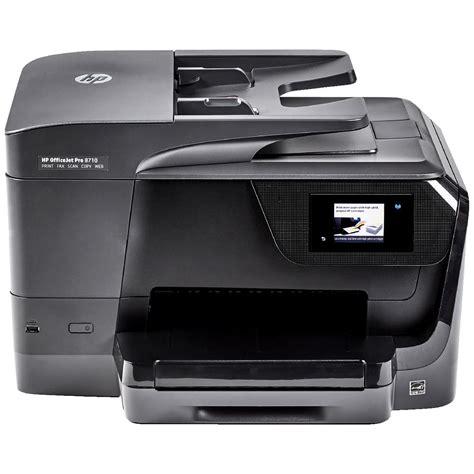 Printer Hp Officejet Pro 8710 hp officejet pro wireless inkjet mfc printer 8710 officeworks