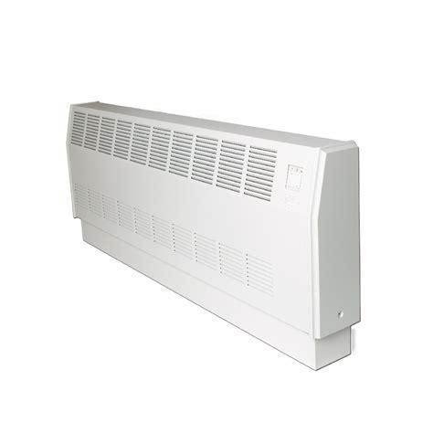 baseboard heater with fan kickspace heaters baseboard heaters fan convectors