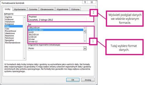 format video dat dostosowywanie formatu daty do potrzeb pomoc techniczna