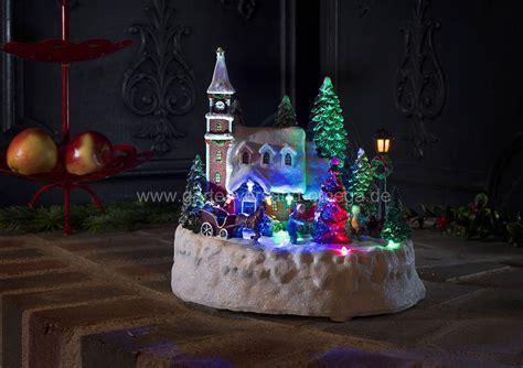 weihnachtsdeko innen led weihnachtsdeko haus mit spielenden kindern led