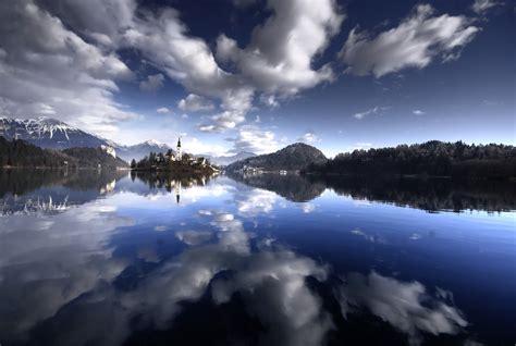 lake bled slovenia bled