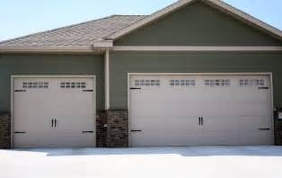 Garage Styles carriage style garage doors and wood carriage style garage