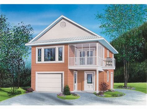 garage apartments garage apartment plans carriage house plan with tandem bay design 027g 0003 at