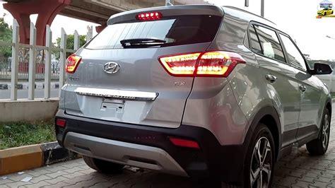hyundai creta facelift 2020 creta 2020 primeiro facelift da hyundai