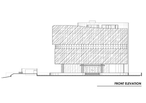 Architects House Plans Gallery Of Eau Building Hmp Architects 23