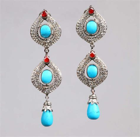 jewelry designs fashion ki dunia beautifull earrings collection 2013