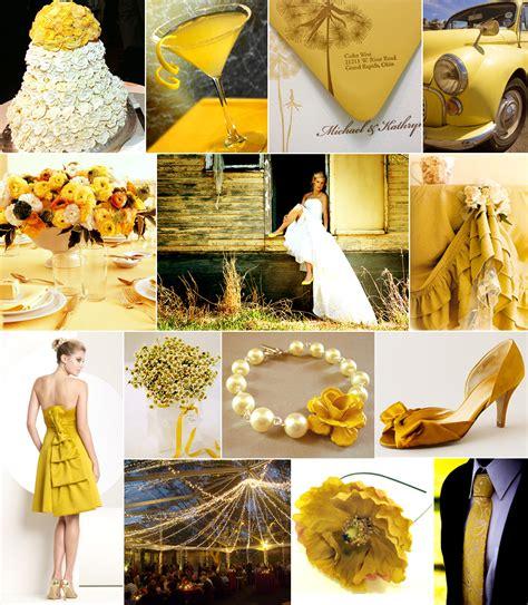 themes for the colour yellow da weddings picks summer wedding colours fantastical
