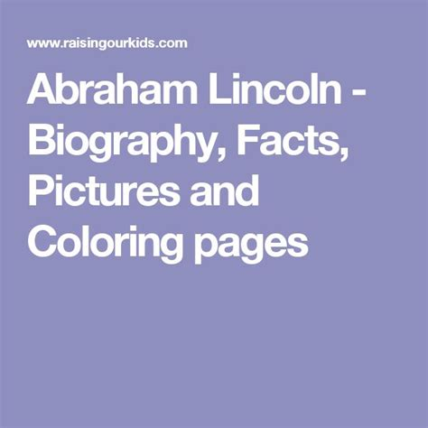 best abraham lincoln biography best 10 abraham lincoln biography ideas on