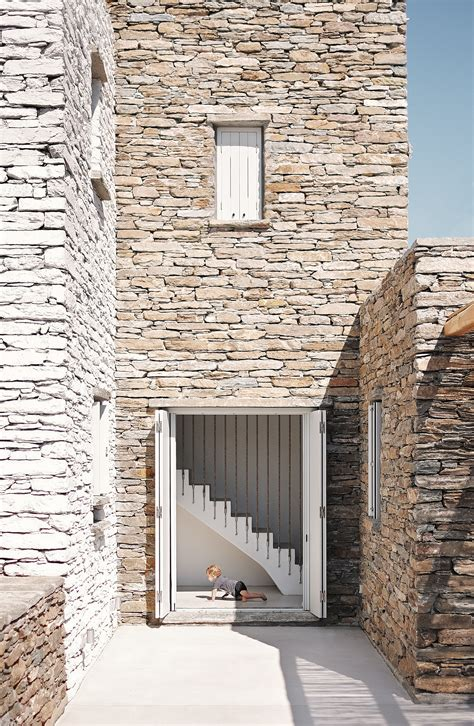 House Stairs by Gallery Of Rocksplit House Cometa Architects 8