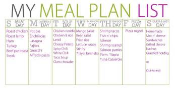 Healthy meal plans breakfast lunch dinner lunch meal plan factor of