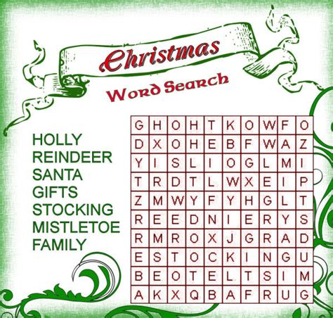 printable christmas word search easy 35 free christmas word search puzzles for kids