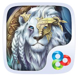 go launcher themes lion lion go launcher theme android apps on google play