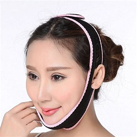 chin strap sagging jowls facial slimming chin strap anti aging chin lift facial