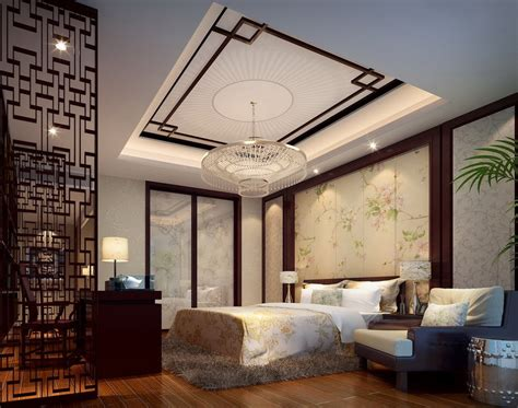 decorating styles for bedrooms interior design bedroom chinese style 3d house free 3d